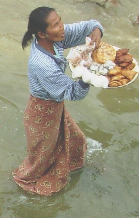 Sur l'eau-Vers Bagan (3)