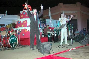 Cantantes de KALIMBO
