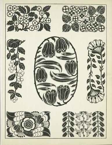 Art Deco Vignettes - Henri Gillet 1922 k