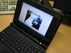 Asus Eee PC 701 Video