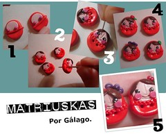 Tutorial WLC (Glago) Tags: fimo clay button babushka tutorial matrioska matrioshka polymer matriuskas botn matrioshkas mamushkas glago