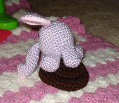 DSC00755 (MamaNak) Tags: elephant toy stuffed crochet craft poop amigurumi mamanak