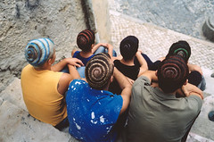 hair dye, spiral haircut (wip-hairport) Tags: color portugal hair cut lisbon dye cabelo colorido hairport