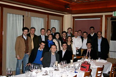 Dinner with Italian angels delegation-1