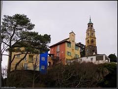 Portmeirion view