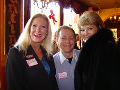 "Kathy, Craig, and Angie - Houston Business Show Live Broadcast at ""El Tiempo"" Restaurant (StealthMarketer) Tags: foxnews jennifercolon universityofhouston kevinprice mikealexander jimoneill andyvaladez stevelevine houstonneighborhoods marketingdynamics bauercollegeofbusiness houstonrealestatetoday carolebaker houstonbusinessshow houstonbusiness businessradio robbieadair donaldleonard virginiagrace joestiles johodell"