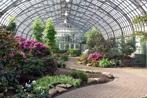 Garfield Park Conservatory Great Hall