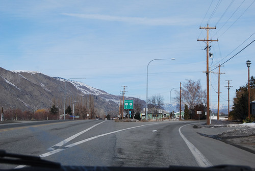US 2 @ US 97 northward