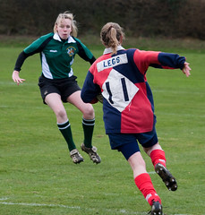 2008-02-03: Women's Rugby - KCL vs RVC