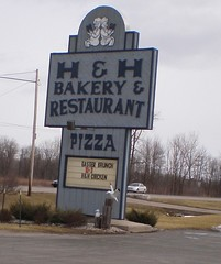 H & H Bakery and Restaurant in AuGres, MI