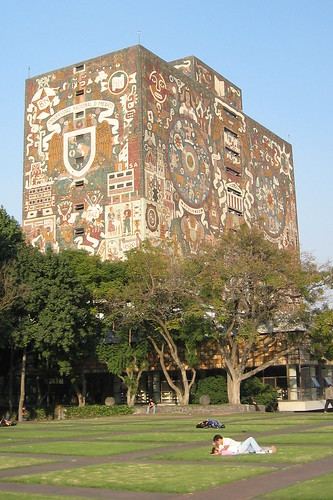 UNAM, Mexico City