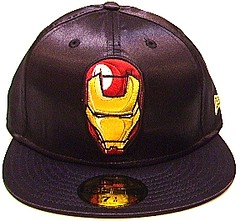 iron man fitted 3