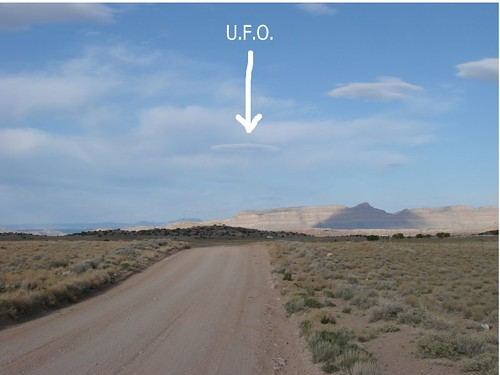 ufo San Rafael Swell 150