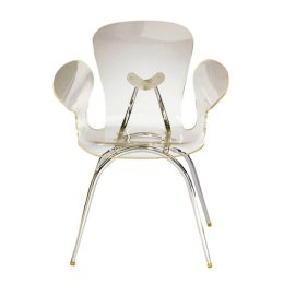Marie Louise Is Looking For Acrylic Chairs For Her Dining Room. She Brought  Up The Fact That Target Has Some Available Right Now For Only $159.99: