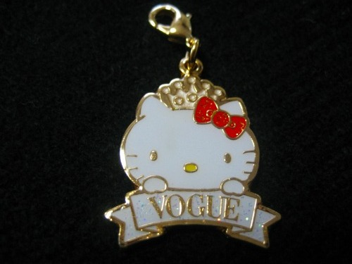 Hello Kitty for VOGUE NIPPON