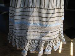Petticoat detail