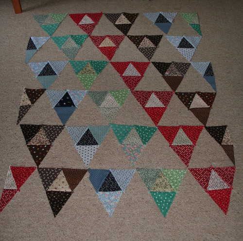 more quilt progress