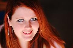 Window light (Rohan Phillips) Tags: light portrait laura window girl face nikon natural f14 85mm headshot d300