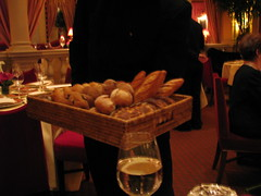 Daniel: Basket of bread (another view)