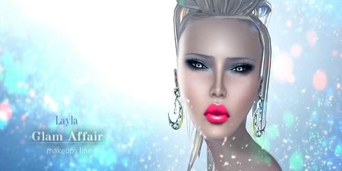 -Glam Affair - Lyla - LipstickAD