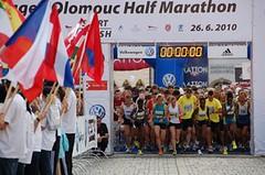 Olomoucký 1/2Maraton se vyprodal v rekordním čase