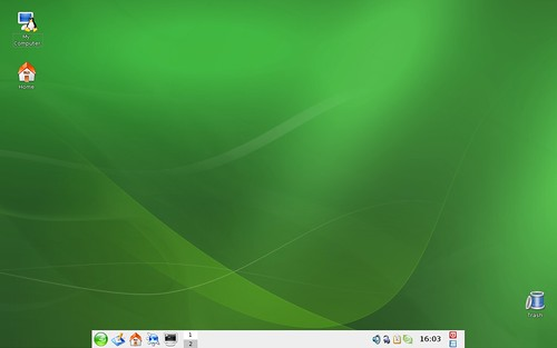 Green Desktop