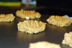Baking - PB Cookies - 10-7-07 (3)