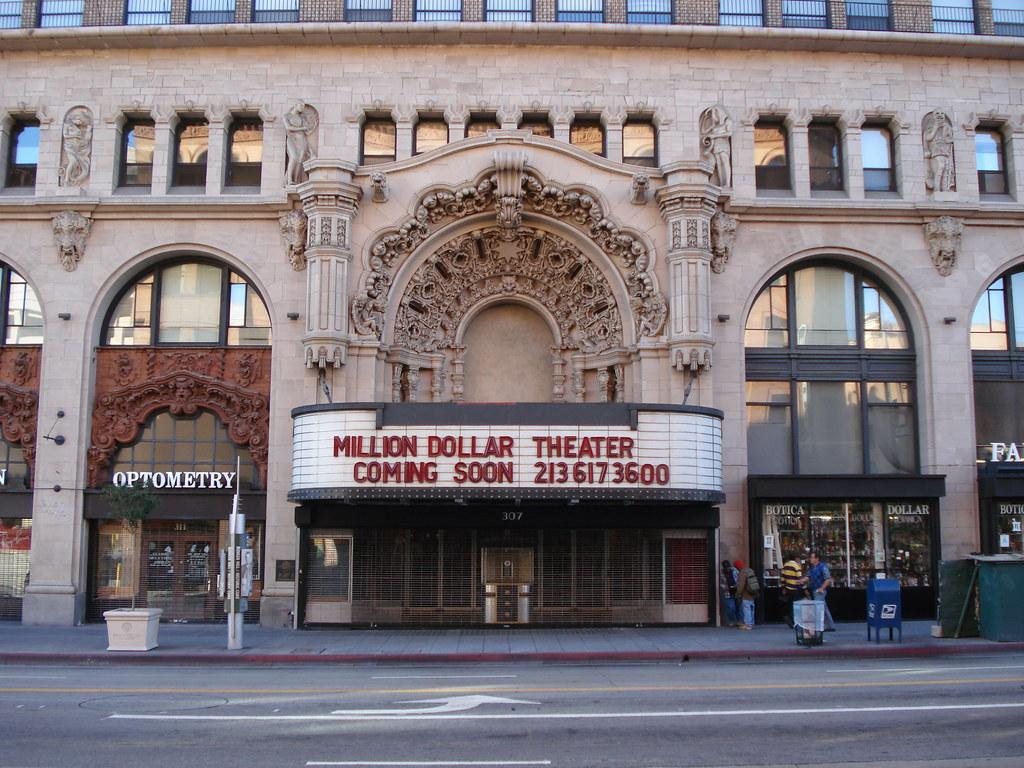 Millon Dollar Theater