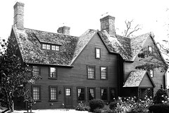 House of the Seven Gables by tgbusill