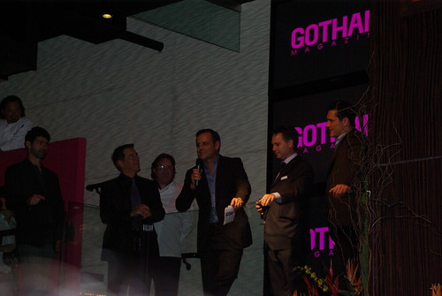 Gothamites and Davide Burke