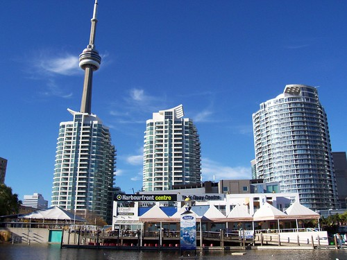Harbourfront Centre skyline
