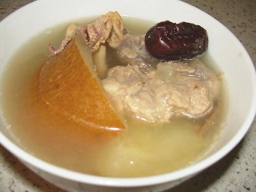 lau wang kua soup