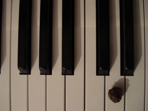 piano bombón