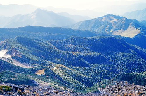 West Shei Mountain