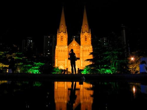 St.  Ignatius Cathedral - Xujiahui - Shanghai