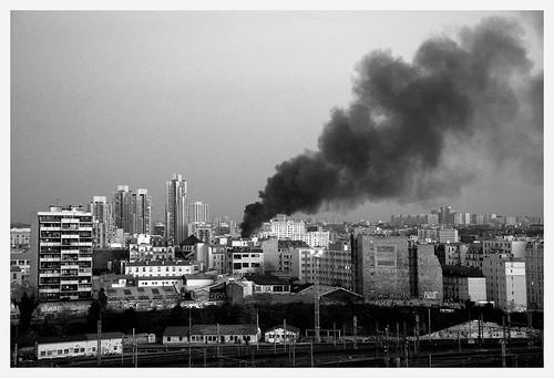 incendie rue Riquet