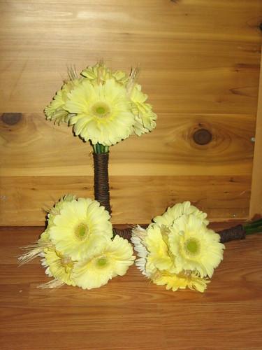 Bridesmaid's Bouquets por justinabraun.