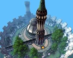 魔法大学の塔
