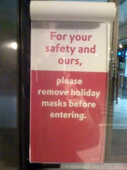funny sign at the bank by pale man feed me at Flickr!