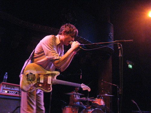 Stephen Malkmus and the Jicks, Great American Music Hall, 12-19-07