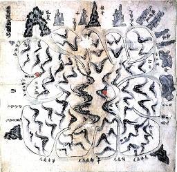 1699 「欝陵島図形」