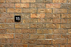 square 15 (xgray) Tags: brick texture lines sign wall digital upload 35mm canon austin square eos prime university texas bricks digit 15 number universityoftexas iphoto rectangle fifteen rectangles ef35mmf2 40d jestercenter