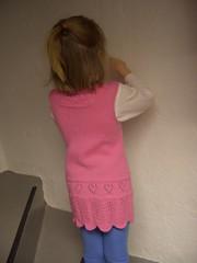 Pink tunik/vest