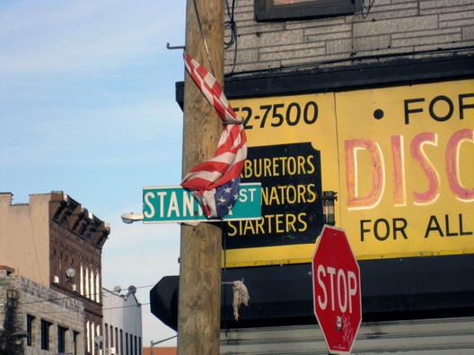 Stanwix St