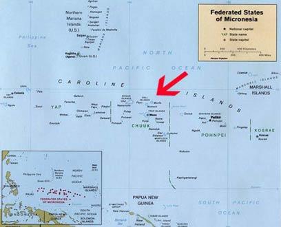 Mapa do FSM