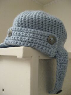 baby hat crochet croched