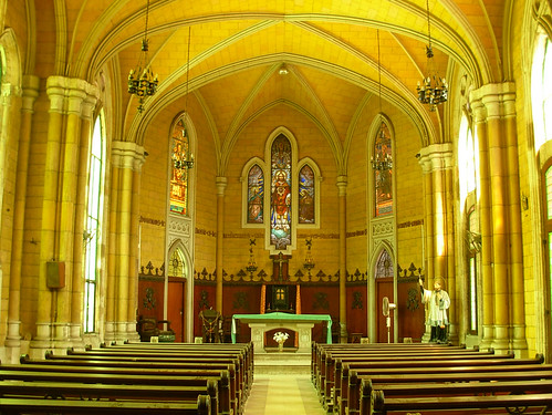 The Chapel at St. Xaviers College, Mumbai. | Flickr - Photo Sharing!
