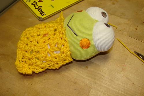 Learned to Crochet!