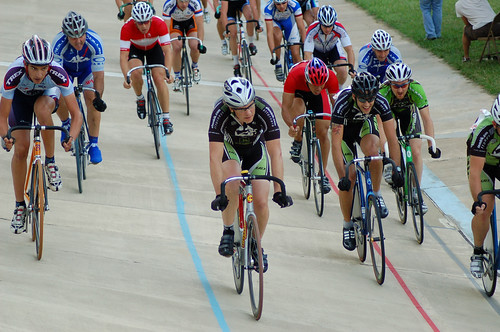 Dick Lane Velodrome Adult Track Classes