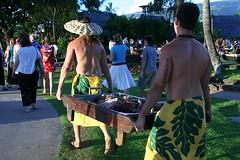 Old Lahaina Luau, Maui, Hawaii